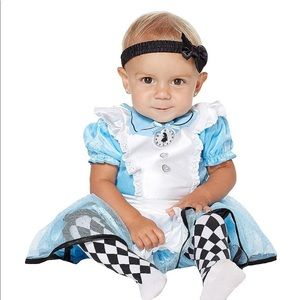 Other - Alice in wonderland baby costume